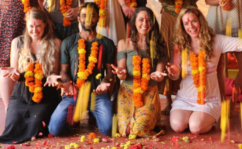 Best Yoga Teacher Training India 200 Hour East West
