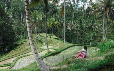 First Hand: What It's Like To Learn Yoga In Bali