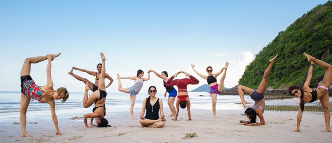 The Best Yoga Teacher Training Programs Thailand East West