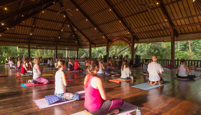 Yoga Teacher Training Bali 200 Hour East West
